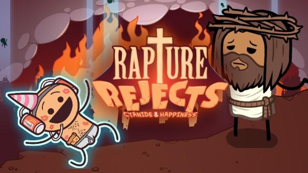 Rapture Rejects Key Art Header