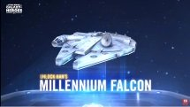 Star Wars Galaxy of Heroes Millennium Falcon