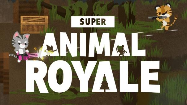 Super Animal Royale Header
