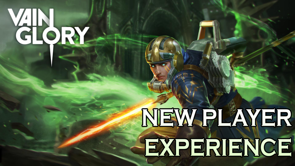 Vainglory PC Alpha Test New Player Experience Artwork