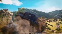 World of Tanks Mercenaries Javelin Reveal