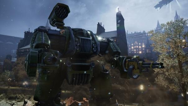 World of Tanks Mercenaries Mecha Mode image