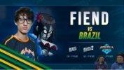 Brawlhalla Dev Stream - Fiend vs Brazil
