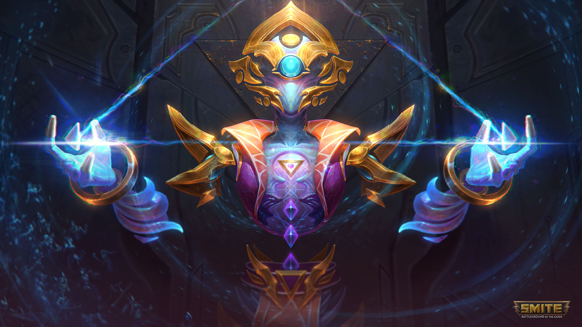 SMITE World Serpent Patch Notes