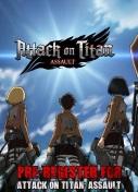 Attack on Titan Assault Pre-Reg news thumbnail