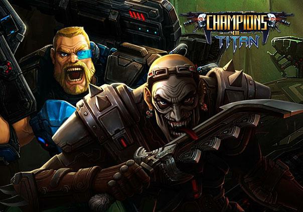 Champions of Titan Game Profile Image
