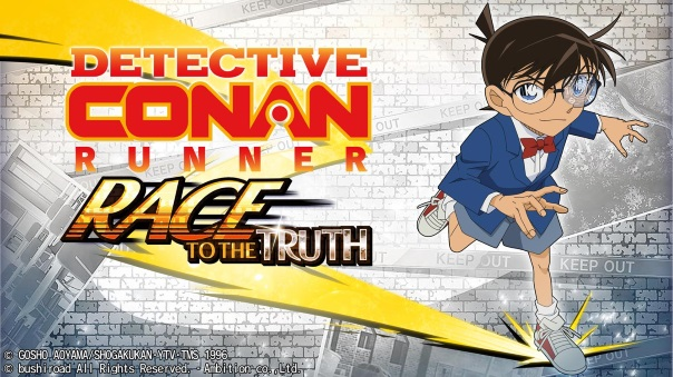 Detective Conan Race to the Truth