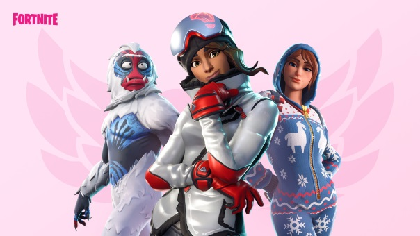 Fortnite Valentines Event
