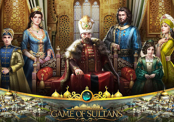 Game of Sultans Game Profile Banner
