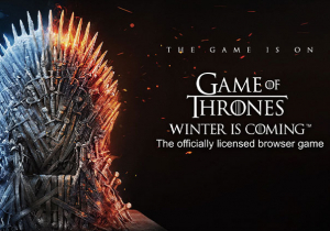 Game of Thrones: Winter is Coming Profile Banner
