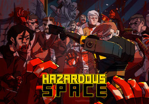 Hazardous Space Game Profile Image