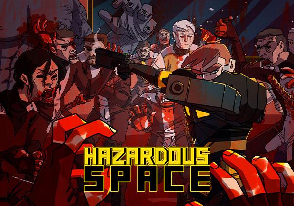 Hazardous Space Game Profile Image