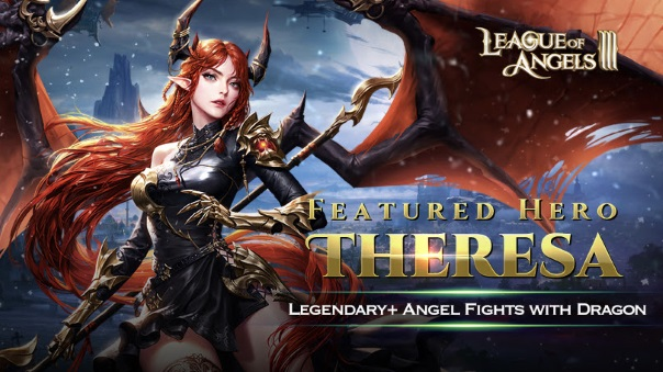 League of Angels III New Hero Event