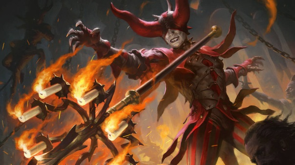 Magic: The Gathering Arena - Red Deck Wins (Topdeck Tutor