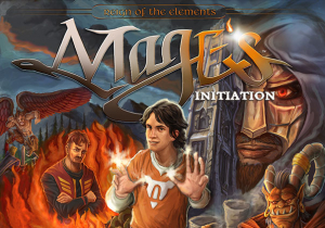 Mage's Initiation: Reign of the Elements Game Profile Image