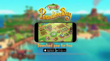 Paradise Bay Launch Trailer Thumbnail