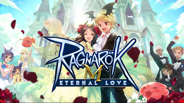 Ragnarok M Eternal Love Key Art