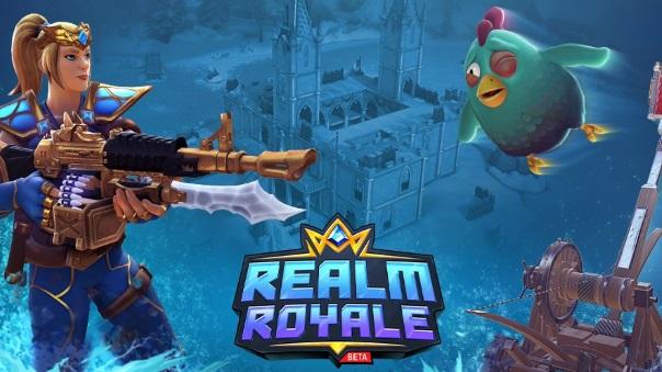 Realm Royale OB15 News