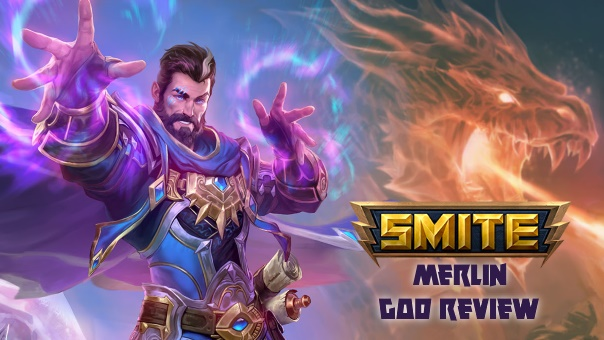SMITE Merlin God Review