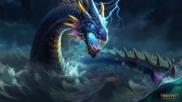 SMITE World Serpent Patch Notes - main image