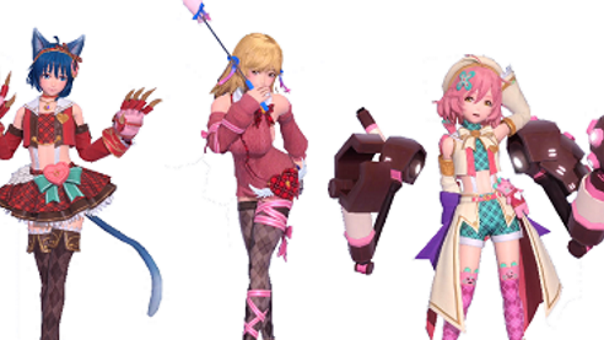 Square Enix Valentines News