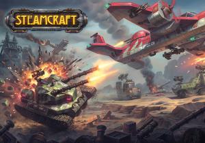 Steamcraft Game Profile Banner