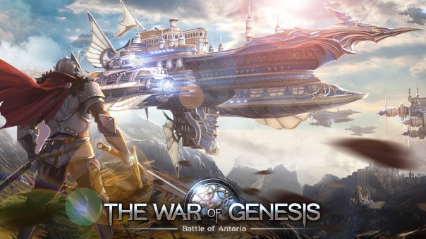 War of Genesis First Major Update