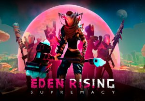 Eden Rising Game Profile Banner