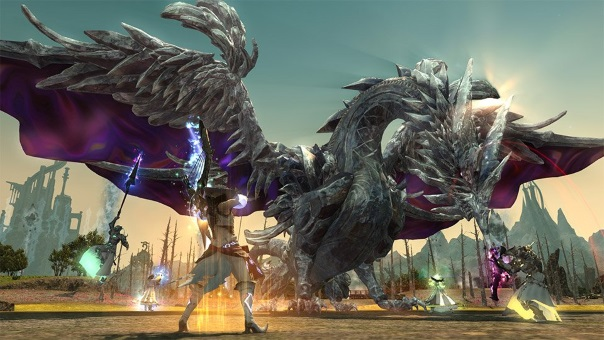 Final Fantasy XIV 4.55 Update