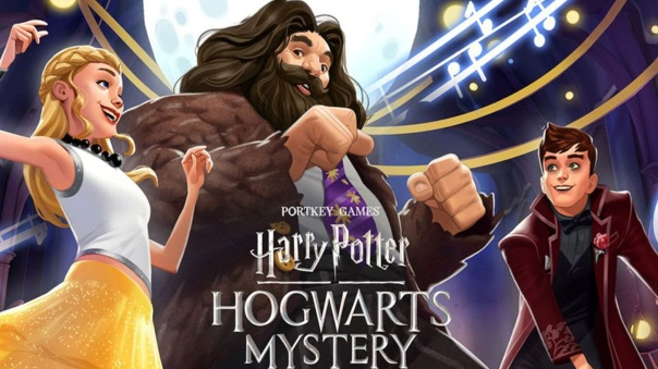 Harry Potter Hogwarts Mystery Celestial Ball