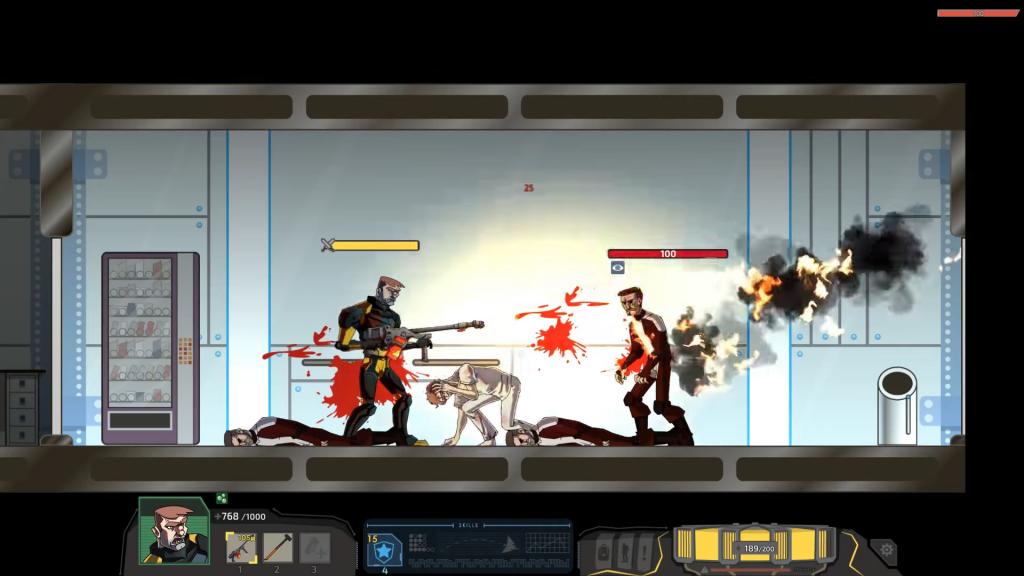 Hazardous Space Video Thumbnail