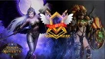 Heroes of Newerth - Valky Wars