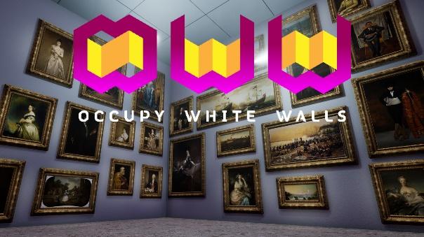 Occupy White Walls Header