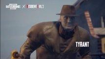 PUBG Mobile x Resident Evil 2 Crossover