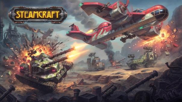 Steamcraft Open Beta News