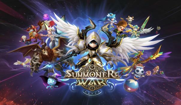 Summoners War 100M Downloads