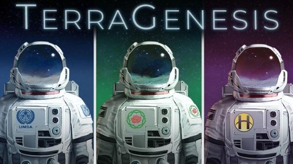 TerraGenesis 5.0 Update