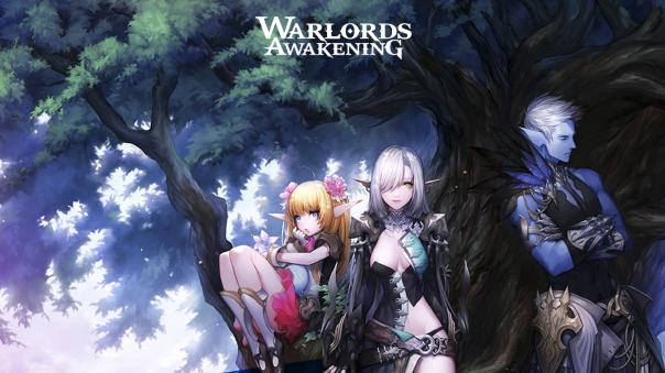 Warlords Awakening Valentines Event