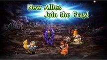 FF Brave Exvius - FF3 Heroes Join the Fight