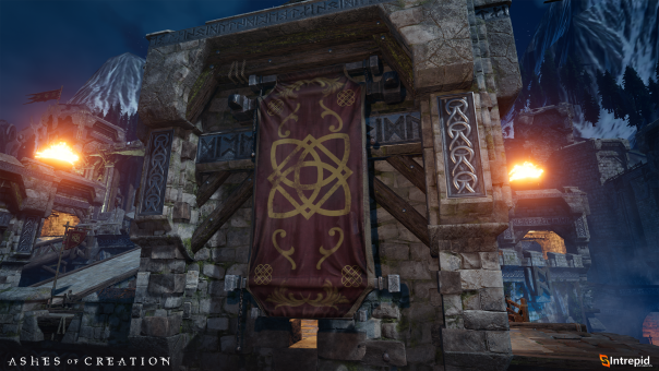 Ashes of Creation Castle Sieging Blog