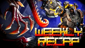 Atlas (Paladins) Weekly Recap
