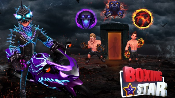 Boxing Star's Hell-Themed Update image
