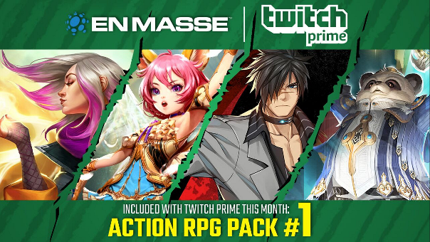 Closers Action RPG Pack 1