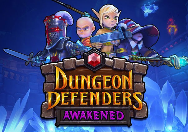 Dungeon Defenders: Awakened Game Profile Image