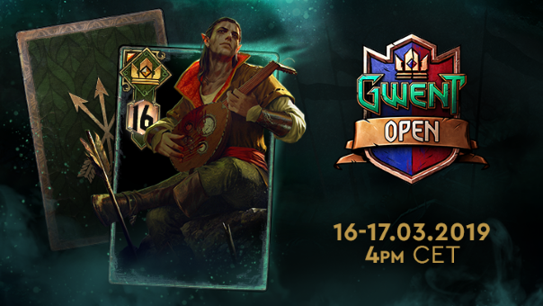 GWENT Masters This Weekend