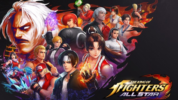 King of Fighters Allstars