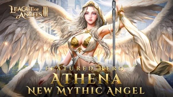 League of Angels III Athena news