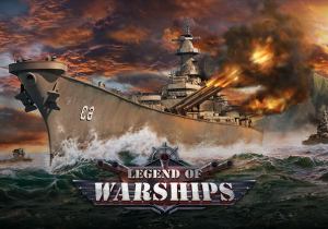 Legend of Warships Profile Banner
