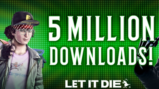 Let It Die Five Million image