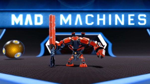 Mad Machines Launches For Free on Steam image